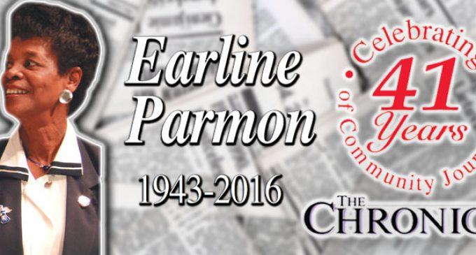 Earline Parmon, Winston-Salem public servant, dies at age 72