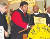 N.C. NAACP leads 80-day voter engagement drive