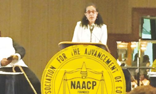 Dr. Mendez wins Minister of the Year Award from N.C. NAACP conference