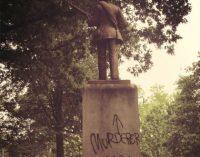 UNC's 'Silent Sam' Confederate statue vandalized