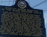 Former Black Panther Party leader Little speaks out on petition to have  marker removed