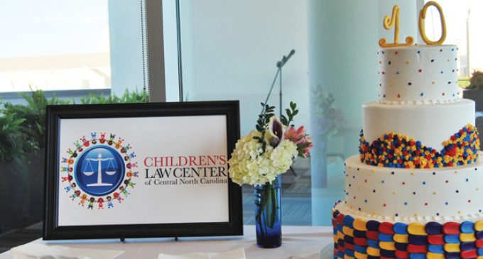Children's Law Center celebrates 10 years of legal advocacy