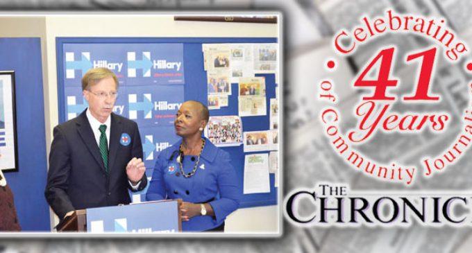 City Council members endorse Clinton