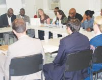 Bond Coalition host roundtable with board