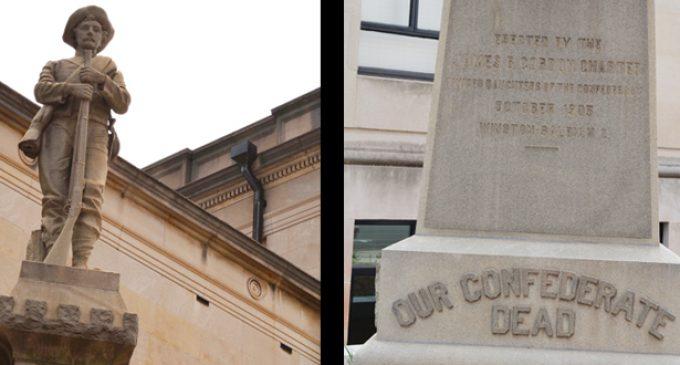 Legislators protect statues over people