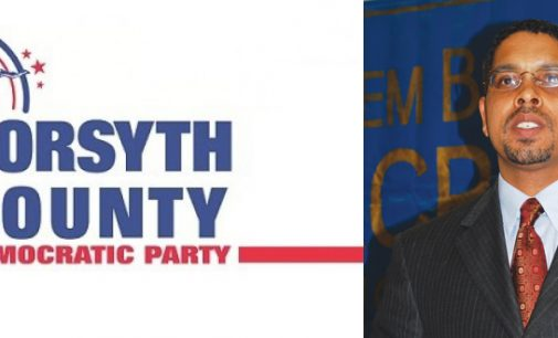 Ellison voted chairman of Forsyth Co.  Democrats