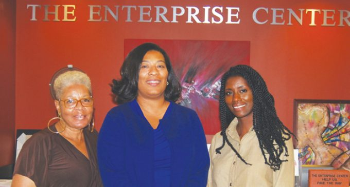 Enterprise Center renovation provides 25 new offices