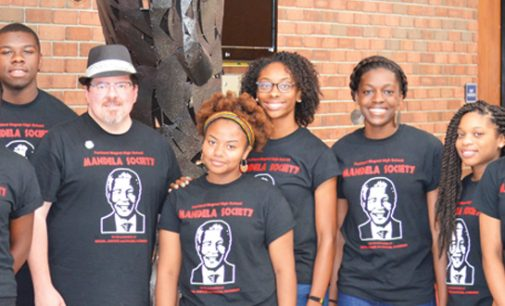 Parkland High's Mandela Society takes on racial issues