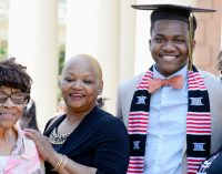 Winston-Salem native  leaves Wake Forest debt-free and employed