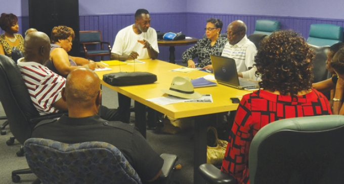 N.C. NAACP gathers in  W-S for reflection, planning