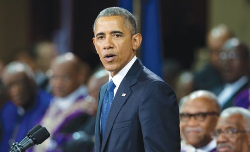 Text of President Obama's eulogy for the Rev. Clementa Pinckney