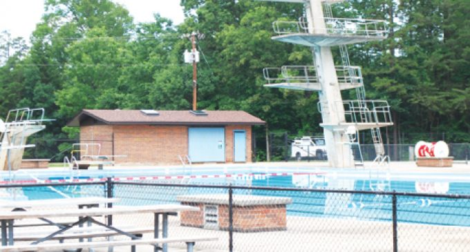 All pools run by the city of winston salem are open for the summer ws chronicle for Bolton swimming pool winston salem nc