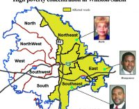 Lingering poverty growing in Winston-Salem