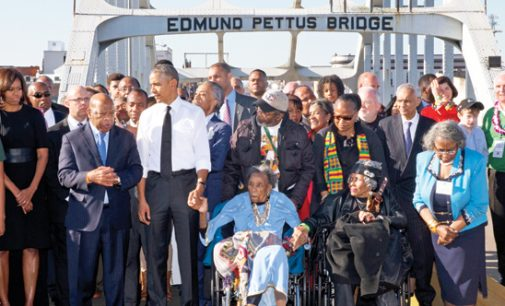 Amelia Boynton remembered as the 'Rosa Parks'  of Selma movement