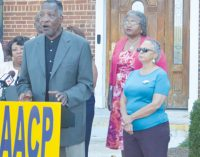 NAACP demands Rep. Foxx's support of voting rights bill