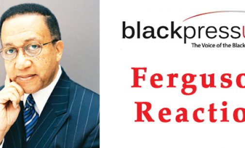 NNPA President Chavis reacts to Ferguson decision