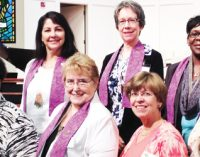Homecoming-goers fete trailblazing nursing class