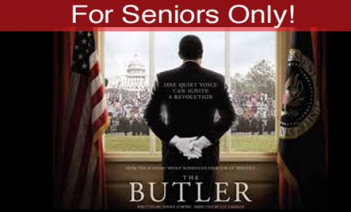 For Seniors Only! : Go See Lee Daniel's THE BUTLER