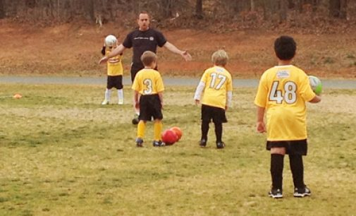 Optimist league begins another season of soccer