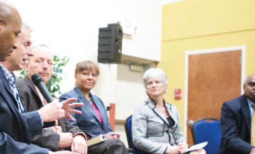 Pastors discuss race at forum