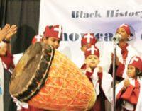 Performances show  musical link between cultures