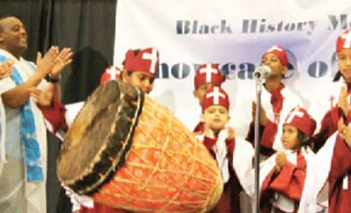 Performances show  musical link between cultures