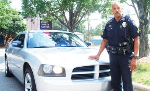 Police using nontraditional cars