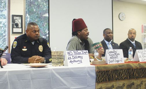 Community seeks answers regarding police