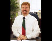 Donald Hampton named principal of new school