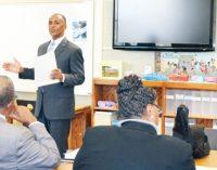 Program promoted as prison deterrent
