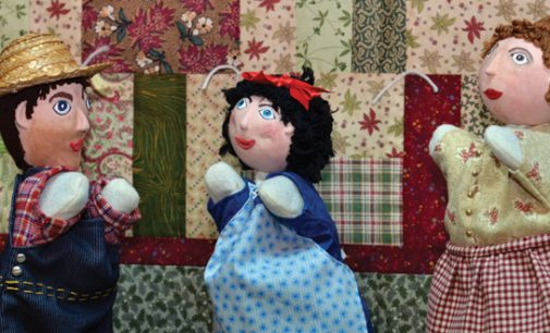 Museum presenting historically-based puppet shows