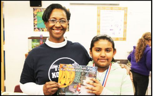 Program gives gift of reading year-round
