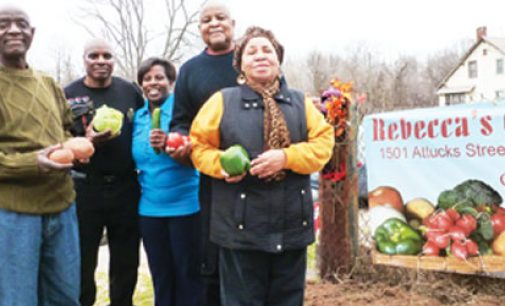 Community helps end fresh food deserts