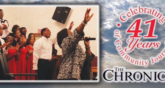 W-S Prep chorus joins Diggs Memorial to celebrate Black History