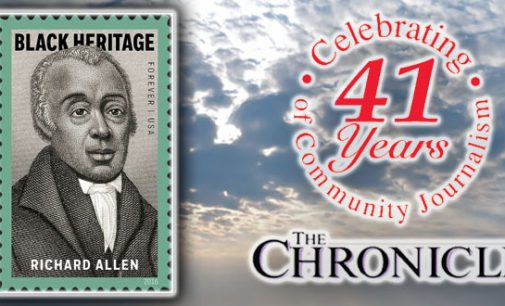 Black Heritage stamp honors founder of the African Methodist Episcopal Church