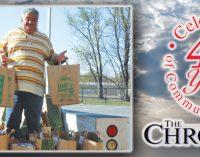 Church adopts ESR families for Easter