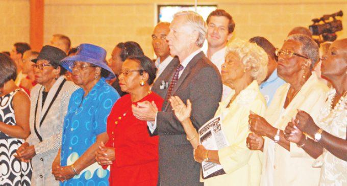 Prayer and worship precede historic trial, Moral Monday activities