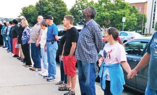 Prison prayer group seeks participants in September event