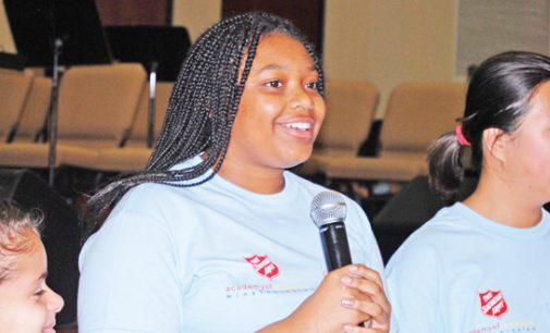 Friendship Baptist member named Female Student of the Year