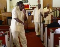 First Waughtown Baptist presents Fifth Sunday Singing