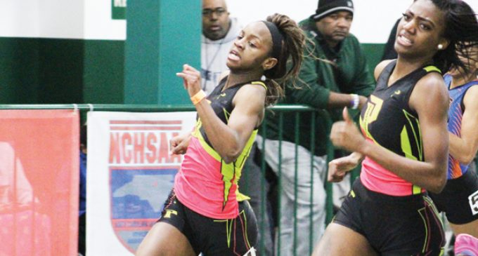 Parkland girls repeat as state indoor track champs