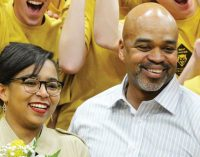 Local schools honor the life of the late Stuart Scott