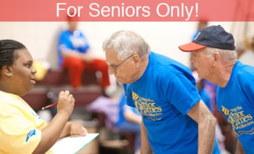 Students get involved with Senior Games