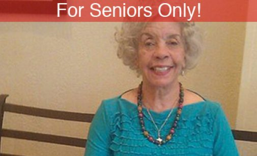 For Seniors Only!  Senior Spotlight – Theresa McCullough