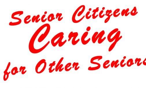 Senior Citizens Caring for  Other Seniors