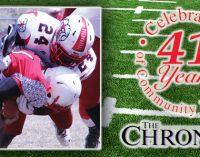 Rams display stout defense, bruising rushing attack in spring game