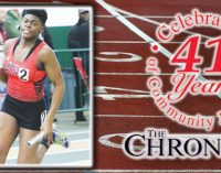 Prep, Atkins expect to be factors in outdoor track