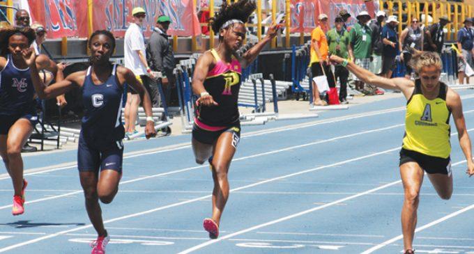 Parkland High grad pumped about college track future
