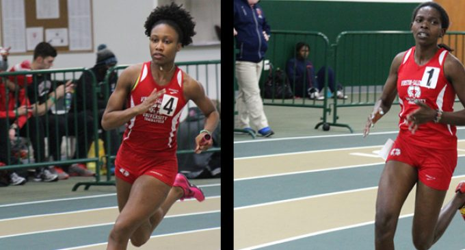 WSSU keeps 'pushing to the top' in women's track