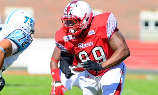 Philadelphia Eagles Sign WSSU's Alfy Hill